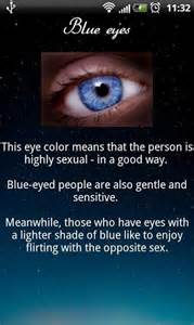 what eye color means what does your eye color means for android appszoom