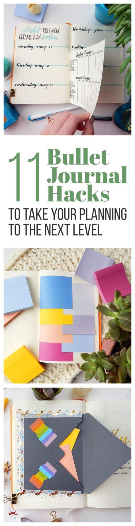 bullet journal hacks 11 bullet journal hacks to take your planning to the next