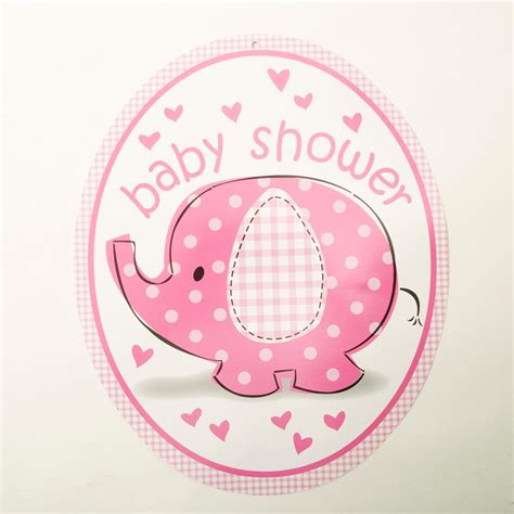 Pink Elephant Baby Shower by Baby Shower Pink Elephant Theme Www Imgkid The