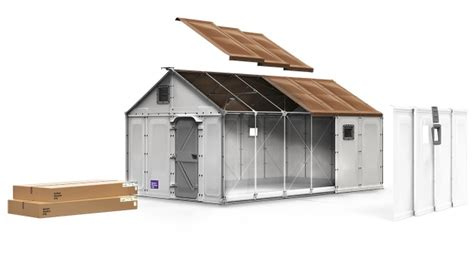 ikea flat pack shelter un orders 10 000 ikea flat pack shelters for refugees