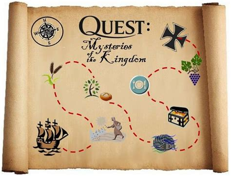 Stories To Treasure Five Tales To Delight Us Str Trea the quest stories of the kingdom of heaven the kingdom
