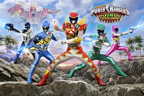 Mainan Power Ranger 5 Dino 28374 power rangers dino charge episode list details and