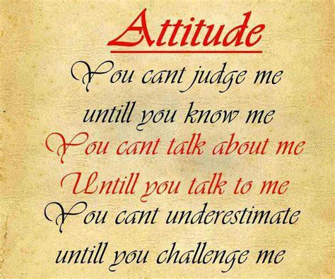 Attitude Quotes Attitude Quotes About My Self Quotesgram
