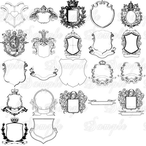 Clipart Crest Family Clipart Collection Family Crest Coat Of Arms Family Crest Template Crest Design Template