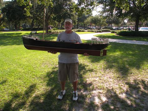 boat show the big smoke mistified large scratch built fishing ship with sound
