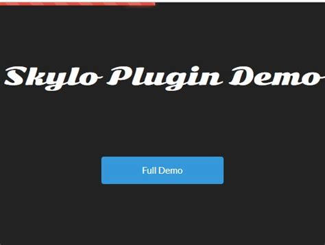 top bar plugin minimal top loading bar plugin for bootstrap skylo free jquery plugins