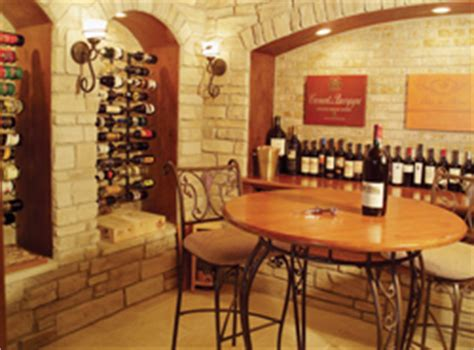 Open Floor Plan Country Homes by Home Plans With A Wine Cellar House Plans And More