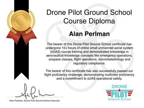 Kaos Drone Pilot Ground Shool course diploma drone pilot ground school