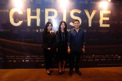film baru chrisye apresiasi film chrisye ht ajak generasi muda cintai film