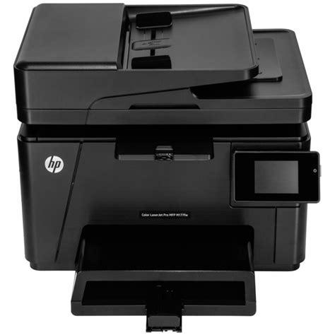 Hp Laserjet Pro Mfp 177 hp laserjet pro 200 color mfp m 177 fw printers photopoint