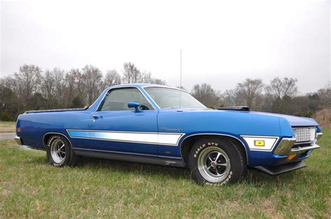 ranchero car 1971 ford ranchero gt sold