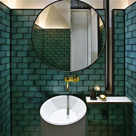 foam bubbles  latest bathroom tile grout trends