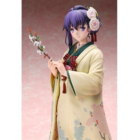 Matou Kimono Ver Pvc Anime fate stay heaven s feel matou kimono ver 1 7 big in japan