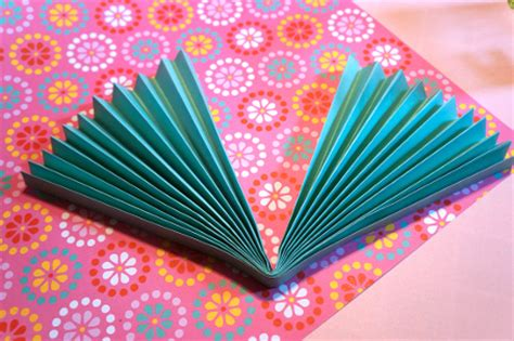 How To Fold A Paper Fan - paper fan birthday decor think crafts by createforless