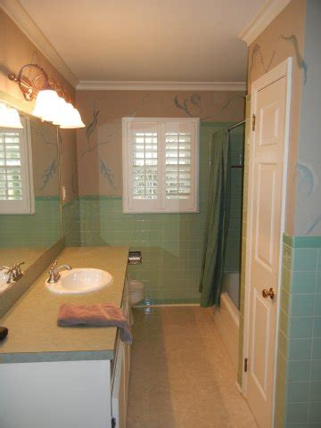 bathroom remodel before after century homes and