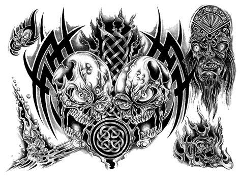 tattoo shape043 mojo shapes