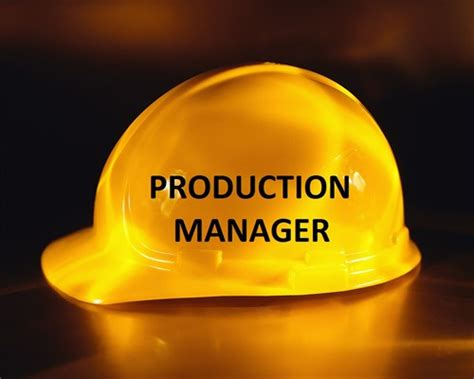 production operations manager critical skills visa south