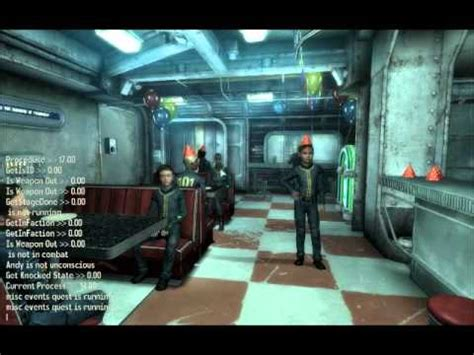 fallout 3 console command fallout 3 with console commands