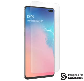 Samsung Galaxy S10 Zagg Screen Protector by Best Galaxy S10 Plus Screen Protectors June 2019 Android Central