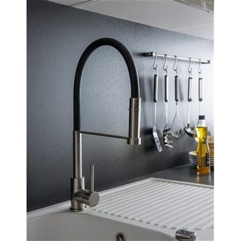 robinet industriel cuisine robinet douchette extractible mitigeur pour 233 vier de