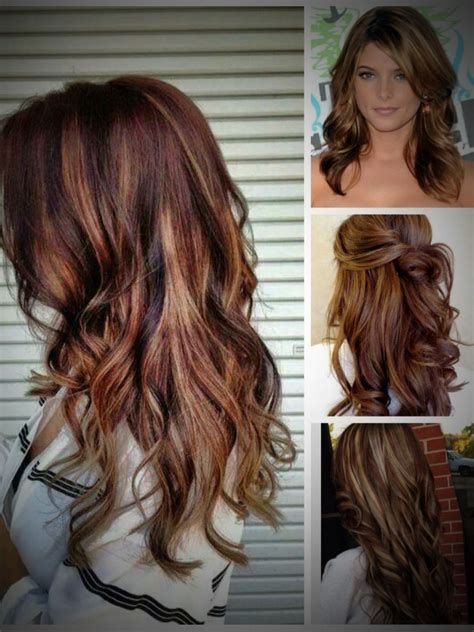 hairstyles red with blonde 12 blonde hair with red highlights hair color ideas