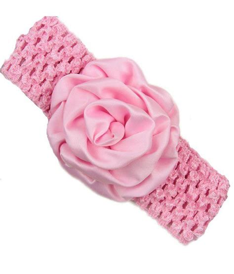 pikaboo rolled up on crochet baby pink buy
