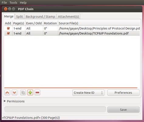 compress pdf ubuntu gui pdf manipulator for ubuntu linux pdf chain