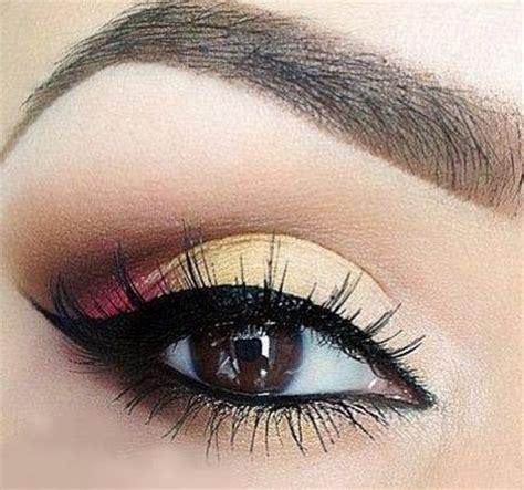 imagenes de ojos maquillados ojos maquillados para la noche paso a paso belleza y