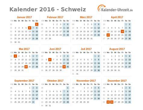 Ostern Kalender 2016 Feiertage 2016 Schweiz Kalender 220 Bersicht