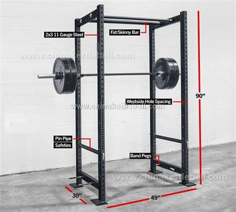 R4 Power Rack by New Power Rack Squat Stand