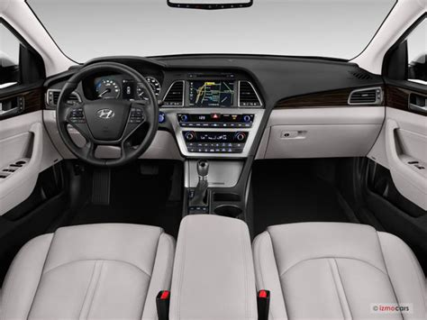 Hyundai Sonata Interior Dimensions by Hyundai Sonata Prices Reviews And Pictures U S News