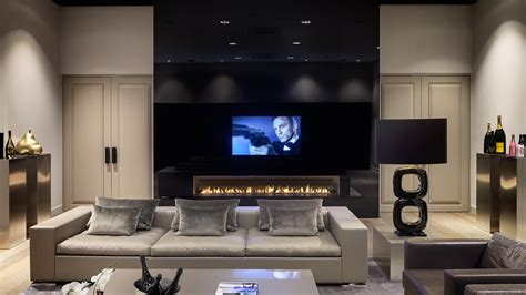 modern in the wall gas fires 2600 black in the wall i designer fireplace