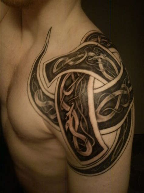odin tattoo 12 horns of odin