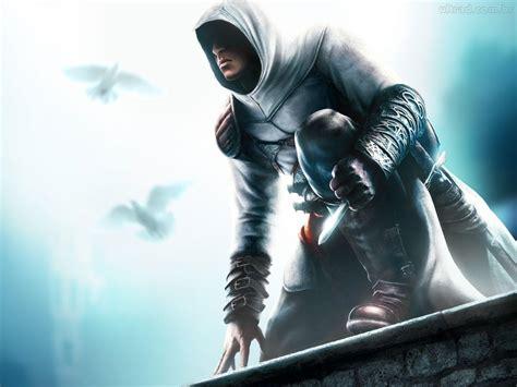 Kaos Fullprint Assassin S Creed altair wallpapers wallpaper cave