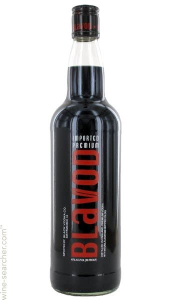 black vodka nv blavod drinks black vodka tasting notes market data