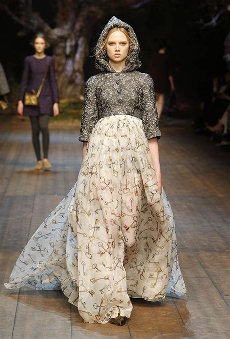 Runway Exclusive by Dolce Gabbana Fashion Show In Milan 2014