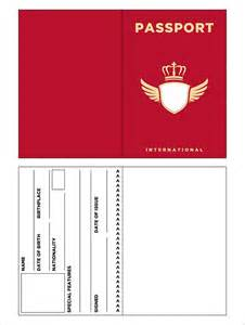 Passport Template Uk passport template 19 free word pdf psd illustrator