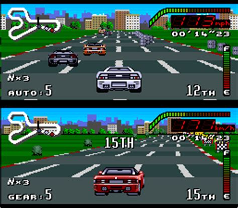top gear (usa) rom