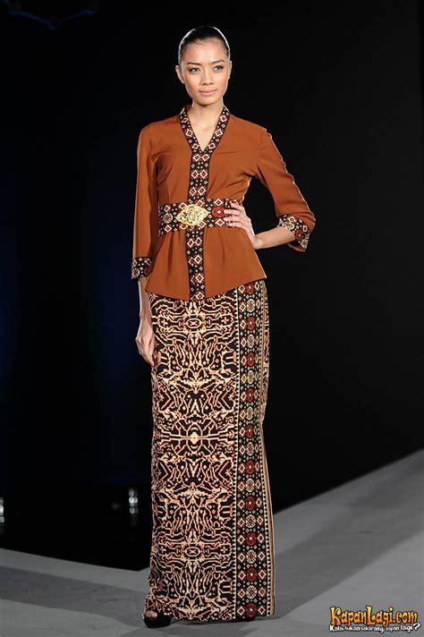 Baju Dress Sabrina kebaya dan tenun indonesia kebaya kebaya indonesia and dan