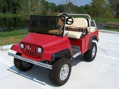 Jeep Golf Cart Jeep Golf Cart Cars
