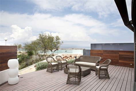 terrazzi sul mare vacanze in casa a formentera per godersi in relax spiagge