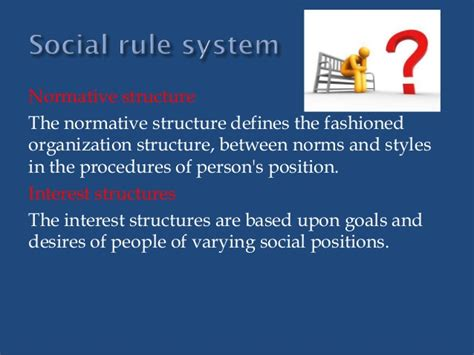 normative pattern definition training in democracy and social structures