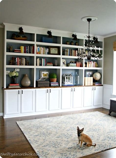 Build Built In Bookshelves 25 Best Ideas About Built In Shelves On