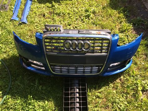 Audi S4 Front Bumper by For Sale Audi B7 S4 Front Bumper Sprint Blue Audi Forum