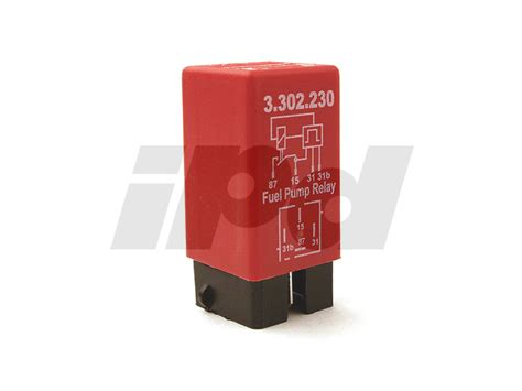 volvo fuel pump relay  svc     kae