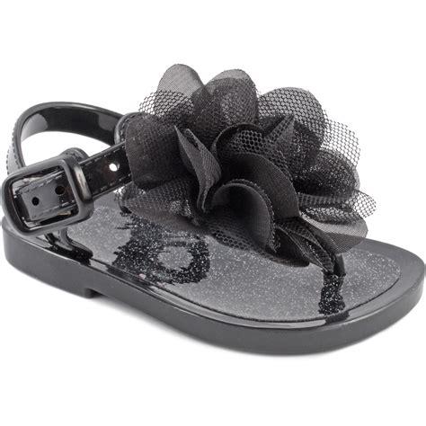 jelly sandals for infants upc 808295142852 infants jelly sandals black