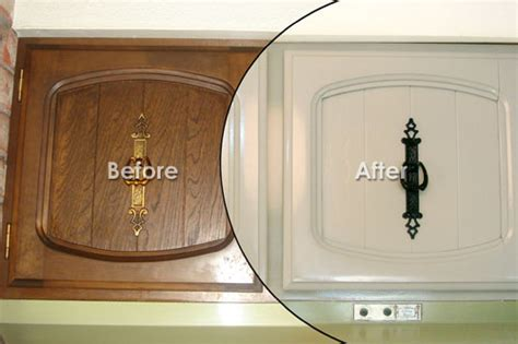 refresh your kitchen cabinets without the cost of