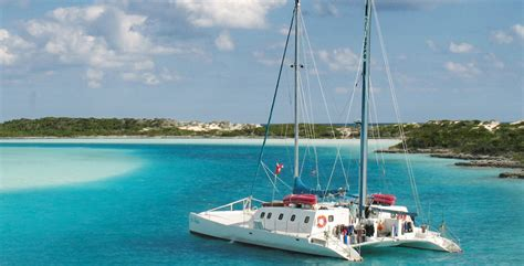 catamaran sailing in the bahamas sailing catamaran eco adventure in the bahamas diviac
