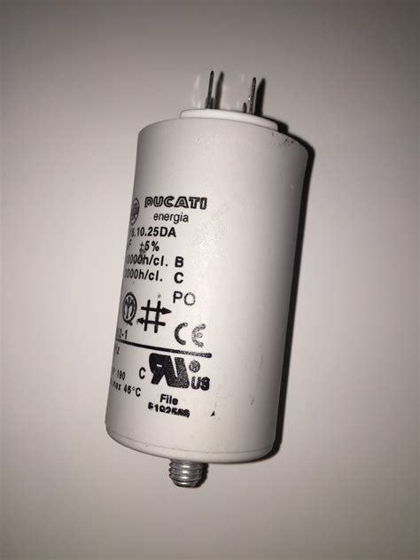 flymo capacitor 20uf mfd next day delivery