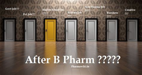 Mba Or M Pharm After B Pharm by Careers Archives Pharmawiki In